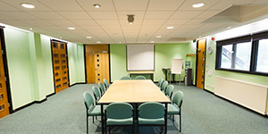 Conference room – overall capacity 100